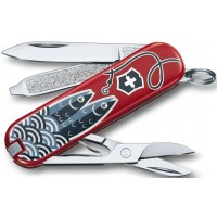 Briceag Victorinox Classic Limited Edition 2019, Sardine