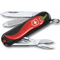 Briceag Victorinox Classic Limited Edition 2019, Chili Peppers