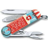 Briceag Victorinox Classic Limited Edition 2019, Let it pop