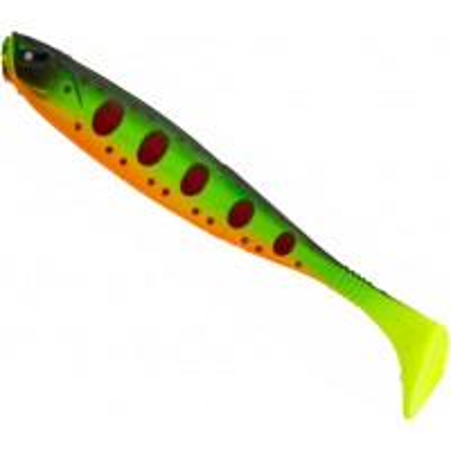 Shad Lucky John 3D Basara Soft Swim PG01 6.35cm 8buc/plic
