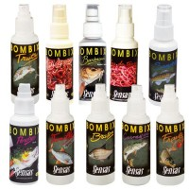 Atractant Spray Rapitori Sensas Bombix 75ml