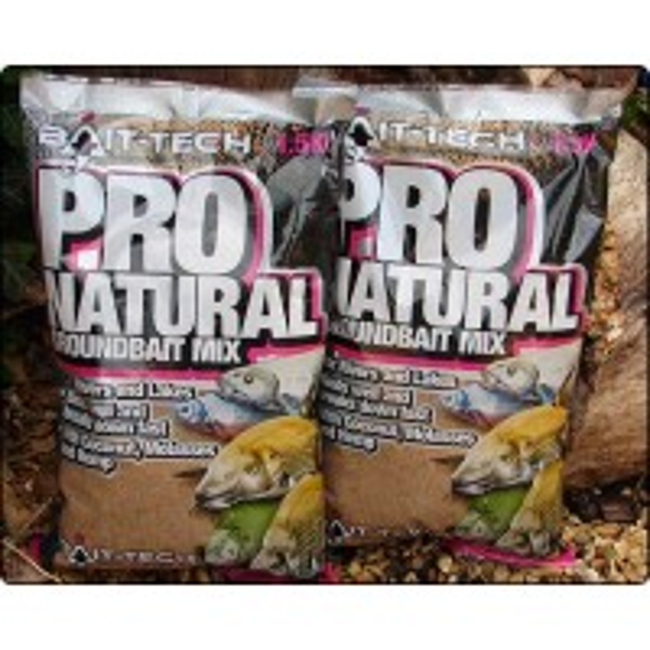 Nada Bait-Tech Pro Natural 1.50kg