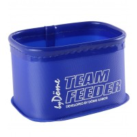 Bac de Nada Team Feeder by Dome Storage EVA, 13x9cm