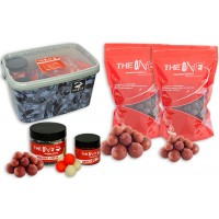 Mix Boilies The One Starter Kit, Boilies + Pop-up + Dip