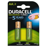 Acumulator Duracell StayCharged AAK2 2400mAh Blister 2buc