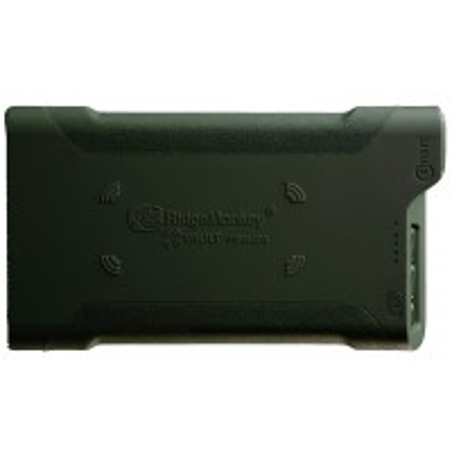 Acumulator Extern RidgeMonkey Vault C-Smart Wireless, 77850mAh, Green, 23x13x4.4cm