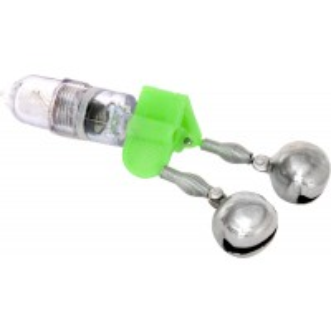 Avertizor EnergoTeam cu LED si Clopotel Dublu