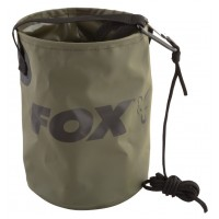 Bac Nada FOX Collapsible Water Bucket + Rope/Clip