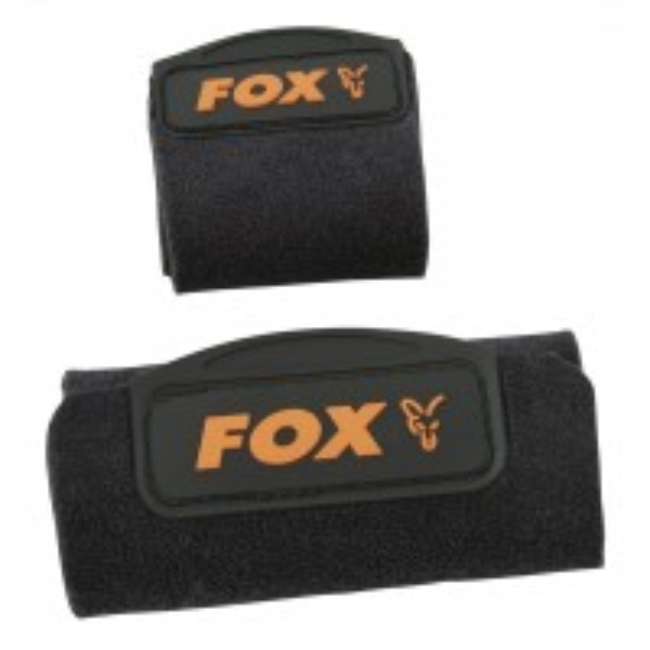 Banda Neopren FOX pentru Protectie Lansete, 2buc/set