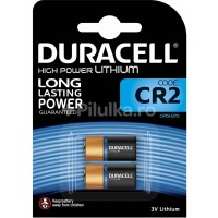 Baterie Duracell High Power Lithium CR2, 2buc
