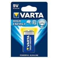 Baterie Varta High Energy 9V