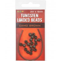 Bilute Antisoc ESP Tungsten Loaded Beads, 5mm, 20bucplic 4