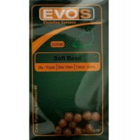 Bilute Antisoc Evos Soft Beads, 5mm, Camo, 10buc/plic