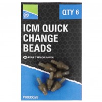 Bilute Antisoc Preston ICM Quick Change Beads, 6buc/blister