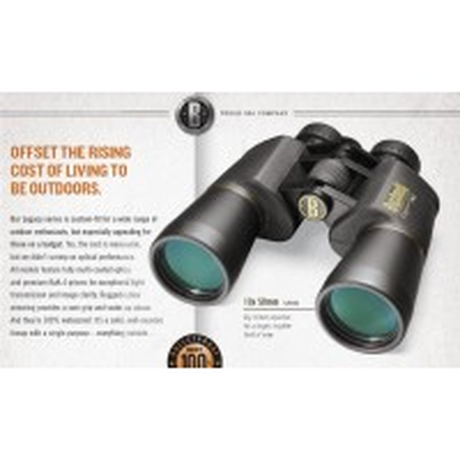 Binoclu Bushnell Legacy 120150, 10x50
