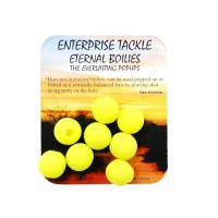 Boilies Artificial Flotant Enterprise Tackle Eternal Boilies Fluoro 12mm