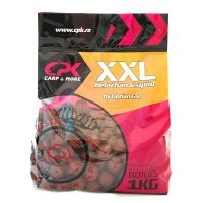 Boilies Tare CPK XXL, 1kg