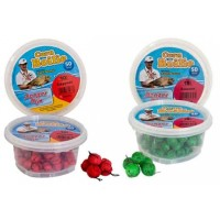 Boilies cu Fir de Par Benzar Mix Corn, 10mm, 50g