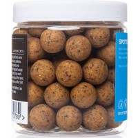 Boilies Intarit Spotted Fin Catalyst Hardened Hookers, 15mm, 150g/borcan