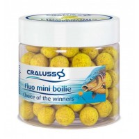 Boilies Pop-Up Cralusso Fluo Mini, 12mm, 40g