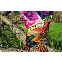 Boilies Semi-Solubil CPK IQ HighCarb Base Mix, 20mm, 5kg