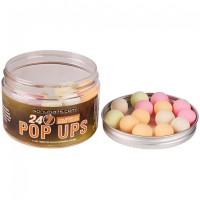 Boilies Sonubaits 24/7 Pop Ups Mixed Colour, 15mm, 65g