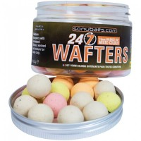 Boilies Sonubaits 24/7 Wafters Mixed Colour, 15mm, 65g