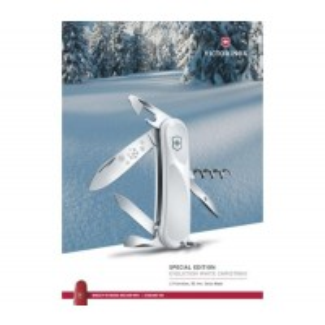 Briceag Victorinox EvoGrip X-Mas Limited Edition