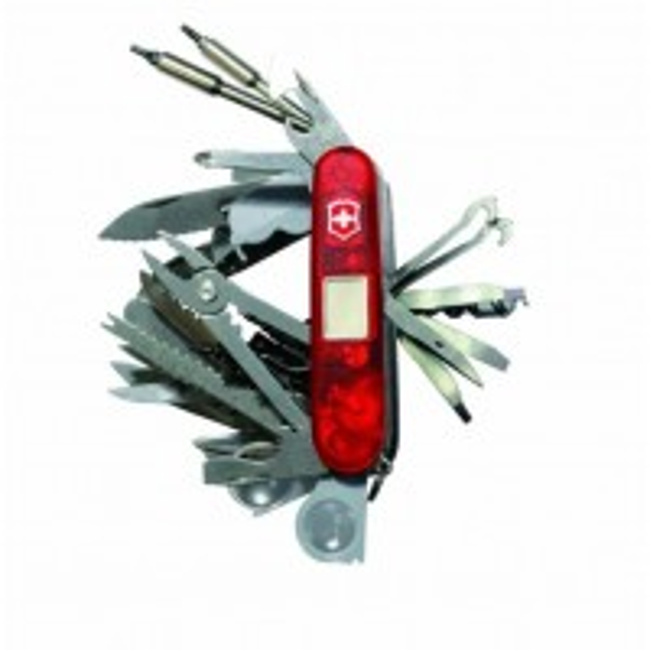 Briceag Victorinox SwissChamp XAVT Rosu, 9.1cm