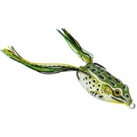 Broasca Jaxon Magic Fish Frog, Culoare C, 6cm, 13g
