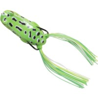Broasca Savage Gear 3D Pop Frog, Verde, 5.5cm, 14g