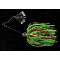 Buzzbait Berti, Fire Tiger, 35mm, 7g