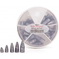 Set Plumbi Bullet Weights Texas Rig Weights
