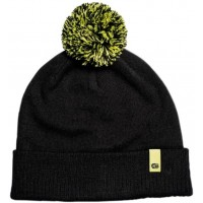 Caciula Ridgemonkey APEarel Dropback Bobble Hat Black