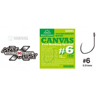Carlig Varivas Super Trout Area Tournament Canvas, Fast Hooking Special Nr.6, 15buc/plic