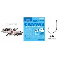 Carlig Varivas Super Trout Area Tournament Canvas, Quick Motion Style Nr.4, 15buc/plic