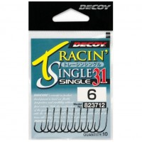 Carlige Decoy 31 Tracin Single, 10buc/plic