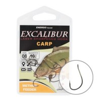 Carlige EnergoTeam Excalibur Method Feeder NS 10buc/plic