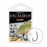 Carlige Excalibur River Feeder Black 10buc/plic