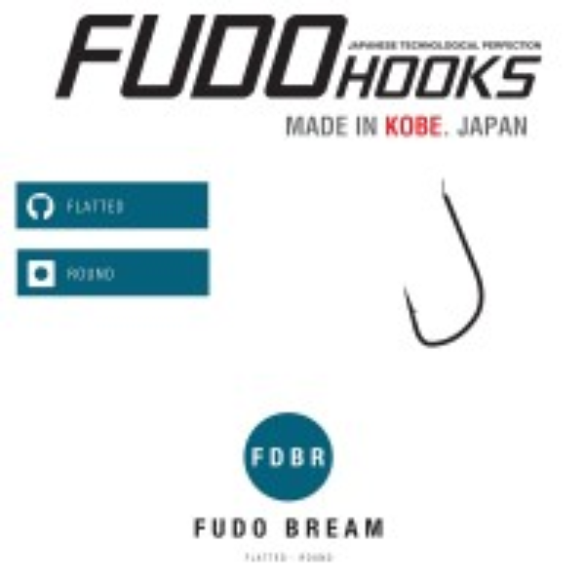 Carlige Fudo Bream (Yamame) BN-3501