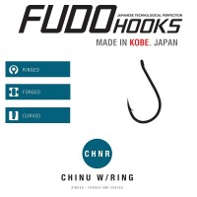 Carlige Fudo Chinu Ring BN-1101