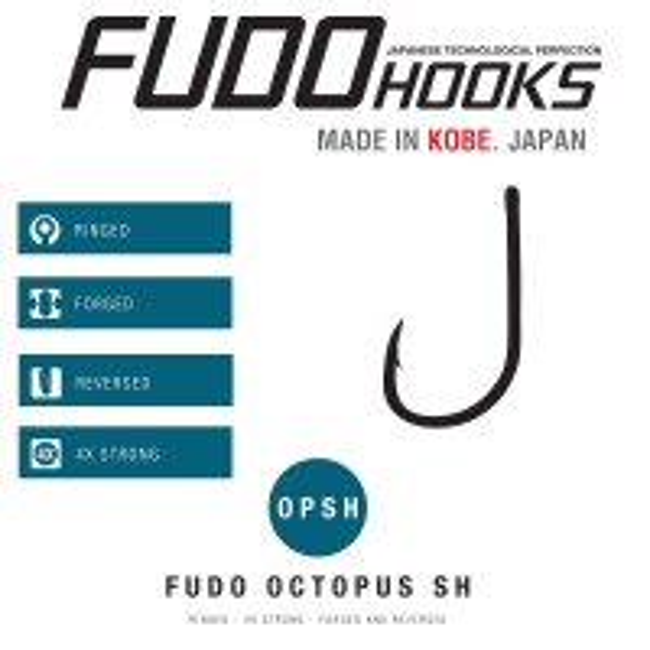 Carlige Fudo Octopus SH BN-7001