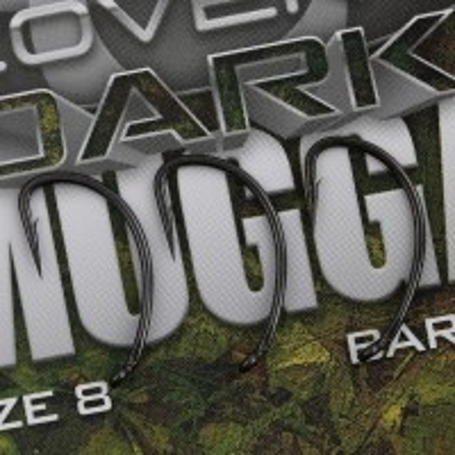 Carlige Gardner Mugga Covert Dark, Micro Barb, 10bucplic