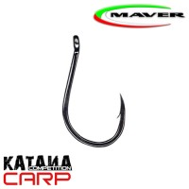 Carlige Maver Katana Competition Carp KC06A, 15buc/plic