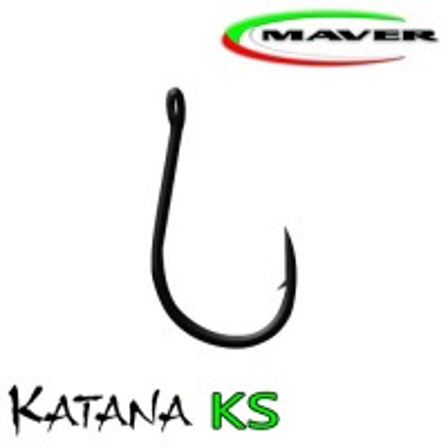Carlige Maver Katana Sea KS01, 15 buc/plic