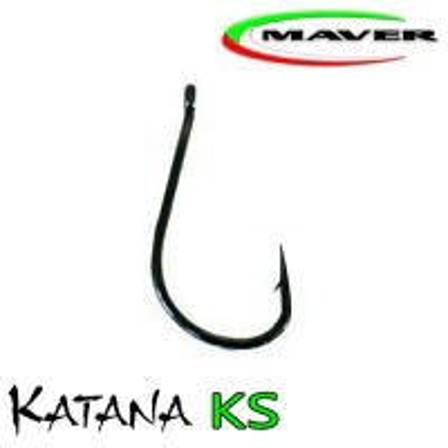 Carlige Maver Katana Sea KS06, 15 buc/plic