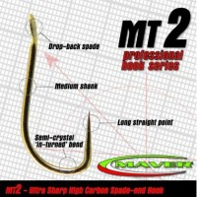 Carlige Maver Seria Match This MT2, 10buc/plic