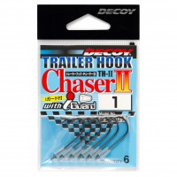 Carlige Decoy Trailer Hook 2 Chaser, 6buc/plic
