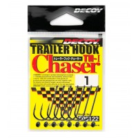 Carlige Decoy Trailer Hook Chaser, 5buc/plic