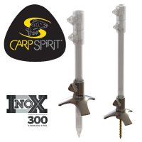 Carp Spirit Inox 300 Deck Stand & Anti Twist Collar 2 in 1